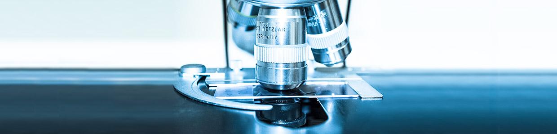Mikroskop Objektträger